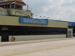 O Aeroporto Internacional de Mangalore