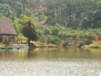Mang Den Ecoturismo Área