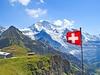 Mannlichen Jungfrau - Swiss Alps