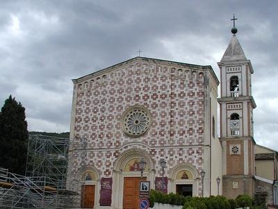 Church Of The Volto Santo Di Manoppello