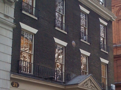 Manor House, 21 Soho Square