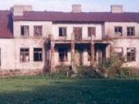 Manor house in Wiktorowo