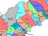 Mapa  Itapua  Paraguay Con  Nombres