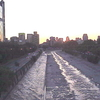Downtown Santiago From The Mapocho River