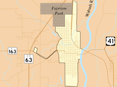 Map Of Clinton