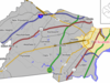 Map Of Elizabeth In Union Countyclick Image To Enlarge Also See