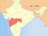 Map Of India Showing Location Of Maharashtra