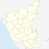Map Of Karnataka Showing Location Of Chikodi