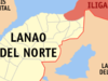 Map Of Lanao Del Norte Showing The Location Of Iligan City.