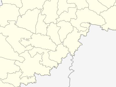 Map Of Maharashtrashowing Location Of Udgir