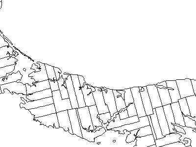 Map Of Prince Edward Island Highlighting Lot 60