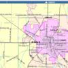 Map Of Salem Ohio Showing Municipal Boundaries