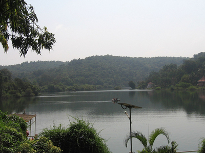 Mayem Lake In Mapusa