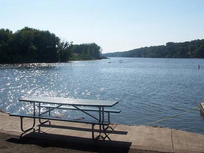 Marais Des Cygnes River
