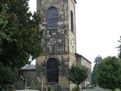 Marchwiel  Church