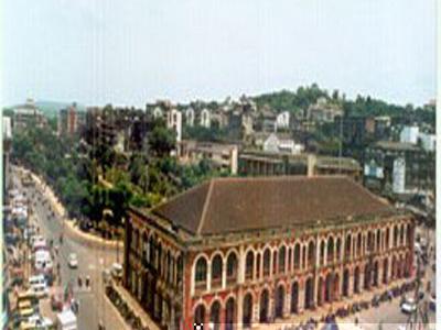 Margao City View