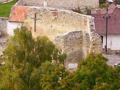 Margaret Ruins, Veszprem
