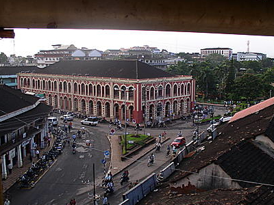 Margoa CIty Square