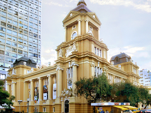 Rio Grande do Sul Museo de Arte