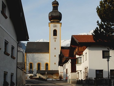 Maria Himmelfahrt Parish Church Mils Austria