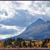 Marias Pass At Montana - USA