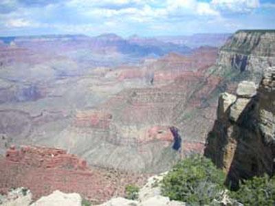 Maricopa Point - Grand Canyon - Arizona - USA