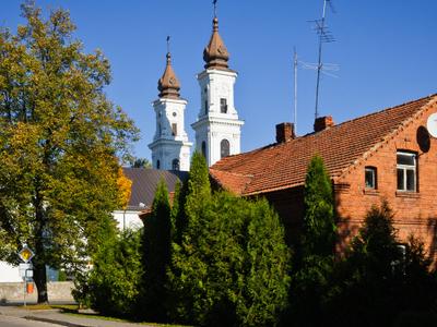 Marijampol Town Centre