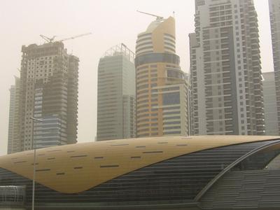 Dubai Marina Station
