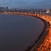 Marine Drive - Queen's Necklace At Night