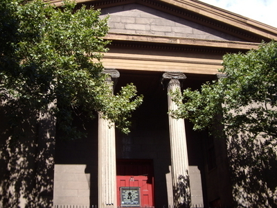 Mariners Temple