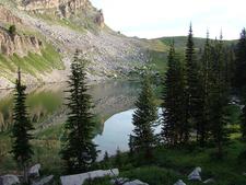 Marion Lake Trail- Grand Tetons - Wyoming - USA