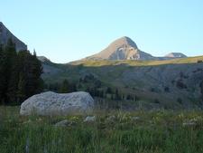 Marion Lake Trailviews- Grand Tetons - Wyoming - USA