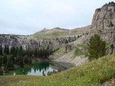 Marion Lake View- Grand Tetons - Wyoming - USA