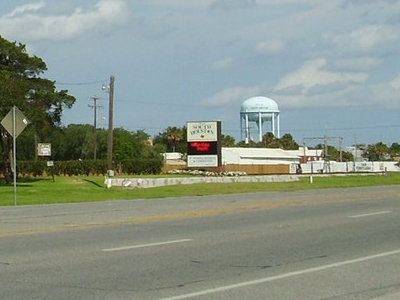 Marker For The City Of South Houston