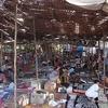 View Of Canacona Market