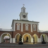 Market House With Front Sculptures - Fayetteville NC