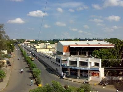 Market Yard Rd, Baramati