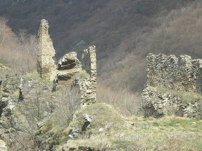Markovo  Kale Interior View