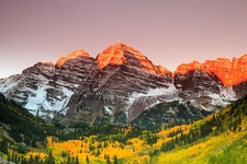 Maroon Bells - Elk Mountains CO
