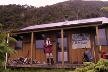 Martins Bay Hut