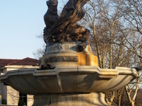 Maria Schenley Memorial Fountain