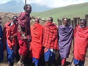 Budget Ngorongoro And Tarangire Camping Safari Fotos