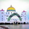 Masjid Selat Melaka - Malacca