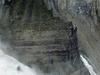 Mason's Rock In The Centre Of Virginia Falls