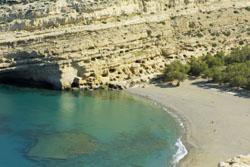 Matala Cuevas