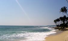 Matara Beach View