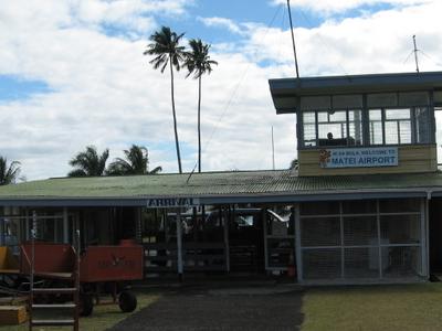Matei  Taveuni  Airport