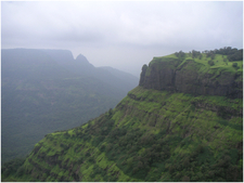 Matheran-Deep Valley