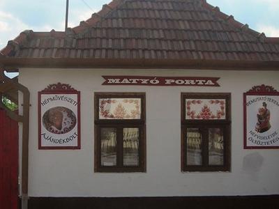 Matyó Museum, Mezőkövesd