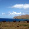 Maunga Parehe - Easter Island - Chile